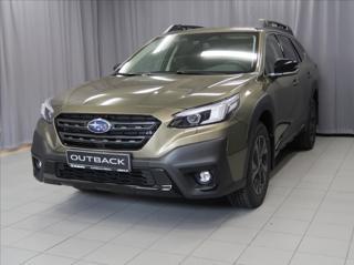 Subaru Outback 2,5 FIELD, NOVÝ OUTBACK kombi benzin