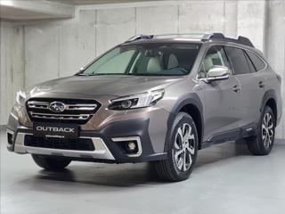 Subaru Outback 2,5 TOURING ES Lineartronic kombi benzin
