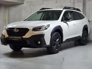 Subaru Outback 2,5 FIELD ES Lineartronic kombi benzin
