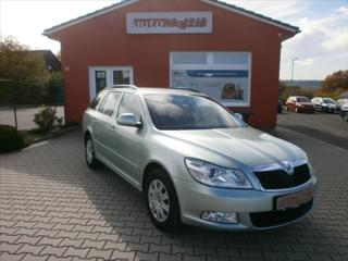 Škoda Octavia 1,4 TSI DIGIKLIMA COC list PĚKNÉ  II kombi benzin