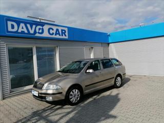 Škoda Octavia 1,6 i 75 kW Ambiente CZ kombi benzin