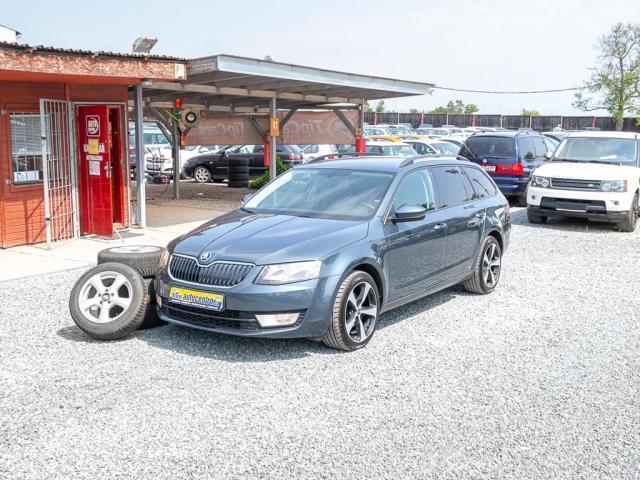 Škoda Octavia 2.0 TDi kombi nafta