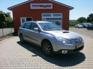 Subaru Outback 2,0 D AWD ČR XENONY NEHAVAROVANÉ kombi nafta
