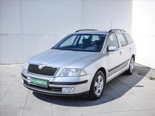 Škoda Octavia 1,9 TDi,aut.klima,tažné kombi nafta