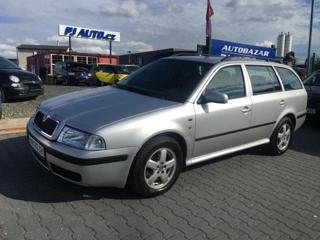 Škoda Octavia 1.9 TDI 81 KW TAŽNÉ,KLIMA..... kombi nafta