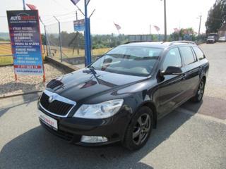 Škoda Octavia 1.8 TSi kombi benzin