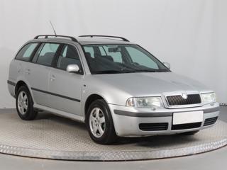 Škoda Octavia 1.6 75kW kombi LPG