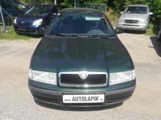 Škoda Octavia 1.9 TDi kombi kombi nafta