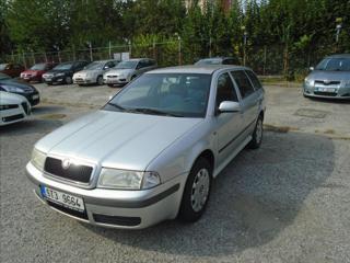 Škoda Octavia 1,6 i,75kw,klima kombi benzin