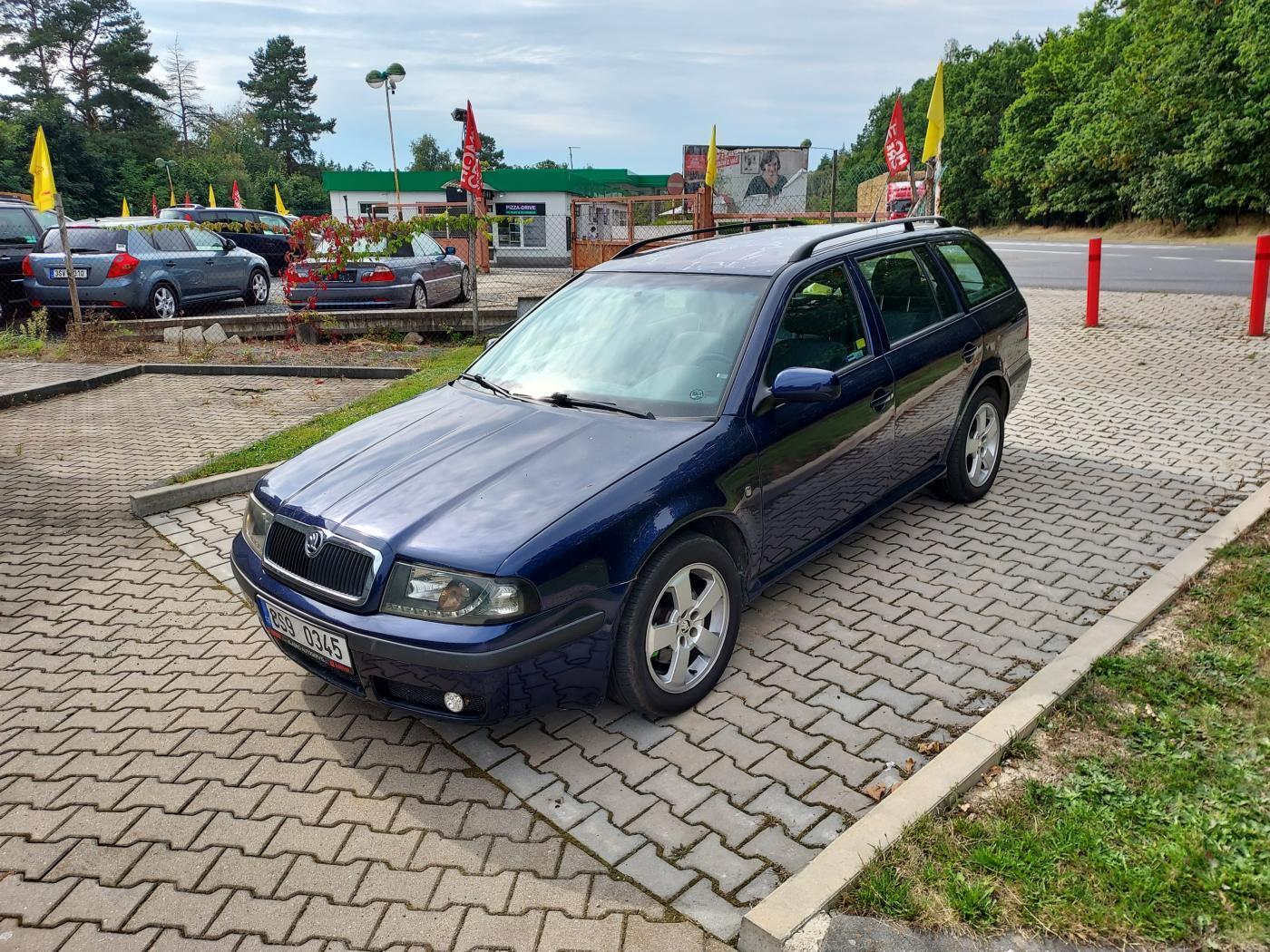 Škoda Octavia 1.9TDi 66kW kombi