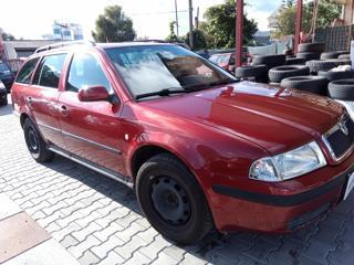 Škoda Octavia 1.6 Ambiente Combi kombi