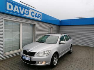 Škoda Octavia 1,6 TDI 77kW CZ Klima kombi nafta