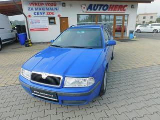 Škoda Octavia Kombi 1.9 TDi kombi