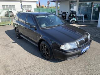 Škoda Octavia 1.9TDI 81kW Elegance kombi