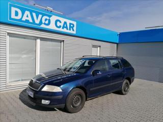 Škoda Octavia 2,0 TDI 103 kW CZ Tažné 4x4 kombi nafta