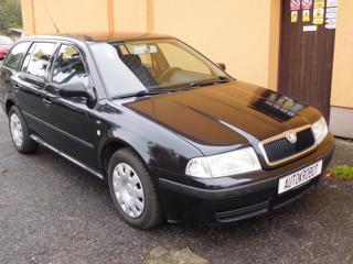 Škoda Octavia 1.9TDi kombi