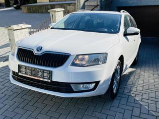 Škoda Octavia 1,6TDi 81kW Koup.ČR,1.majitel kombi nafta