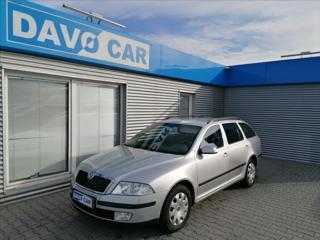Škoda Octavia 2,0 TDI 103 kW Ambiente kombi nafta
