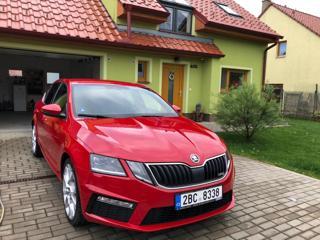Škoda Octavia 2.0TSi RS ČR Záruka Navi Kamera liftback