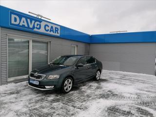 Škoda Octavia 1,4 TSI CZ DSG 110kW Serv. kniha liftback benzin