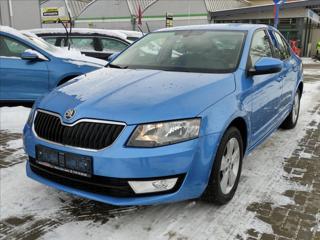 Škoda Octavia 1,4 TSi STYLE*NAVI*VYHŘ.SEDAČKY* liftback benzin