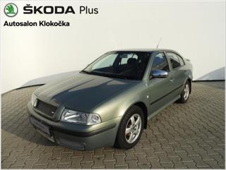 Škoda Octavia 1,6 MPI Elegance liftback benzin