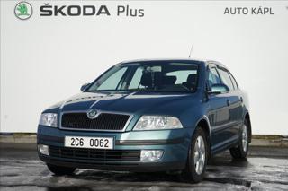 Škoda Octavia 1,6 75kW  Ambiente liftback benzin