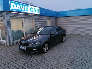 Škoda Octavia 1,6 TDI DSG Navi liftback nafta