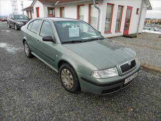 Škoda Octavia 1,9 TDi,Eleg.klima,serv.kn.CZ, liftback nafta