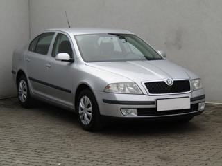 Škoda Octavia 1.9 TDi, Serv.kniha liftback nafta
