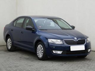 Škoda Octavia 1.4 TSI G-TEC, Serv.kniha, ČR liftback CNG + benzin