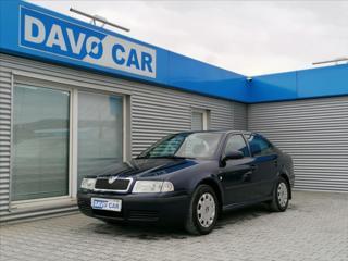 Škoda Octavia 1,6 i 75kW CZ Elegance Serv.kn. liftback benzin