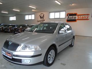 Škoda Octavia 1.6MPI Elegance,1maj,CZ liftback