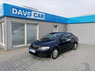 Škoda Octavia 1,4 TSI G-TEC CZ serv. kniha liftback CNG + benzin