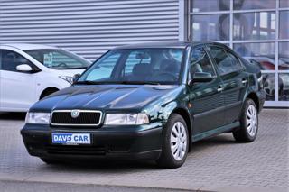 Škoda Octavia 2,0 i Klima Elegance liftback benzin