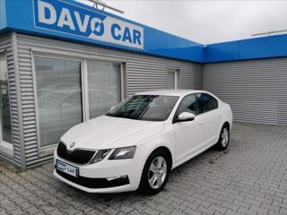 Škoda Octavia 1,4 TSI CZ Ambition DPH 1.Maj liftback benzin