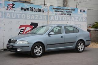 Škoda Octavia 1.6MPi 75kW+PO SERVISE liftback