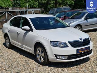 Škoda Octavia 1.6TDi 81kW STYLE ČR NOVÉ 1.MAJITEL liftback