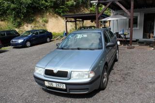 Škoda Octavia 1.6 Classic liftback