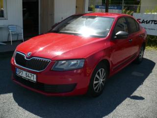Škoda Octavia II 1.2 TSi liftback benzin