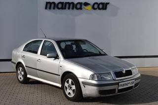 Škoda Octavia 1.6 74kW ČR KLIMATIZACE liftback