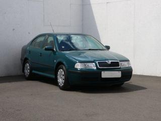 Škoda Octavia 1.9TDi, Serv.kniha liftback nafta