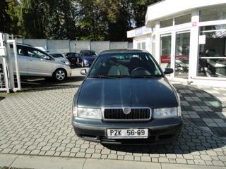 Škoda Octavia 1,9 TDI 66 kW Eko zaplacceno liftback