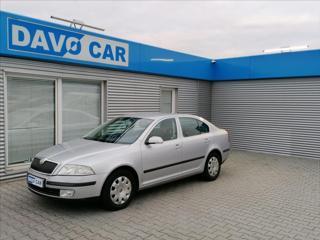 Škoda Octavia 1,9 77kw TDI CZ liftback nafta