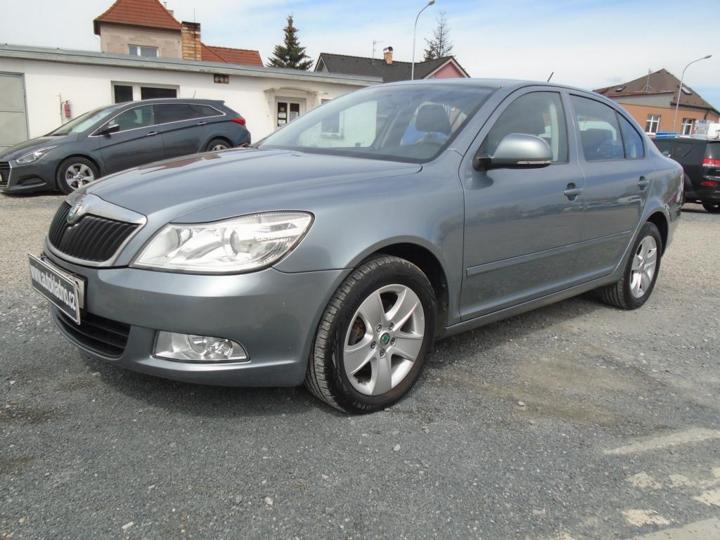 Škoda Octavia 2.0 TDI 1. majitel koup. v ČR sedan
