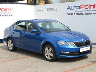 Škoda Octavia 1,6 TDI ČR 1 MAJITEL SERVIS sedan nafta