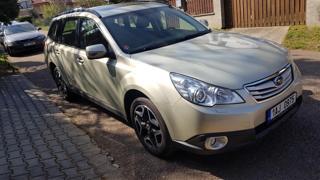 Subaru Outback 3.6 R ČR Comfort 5AT SUV