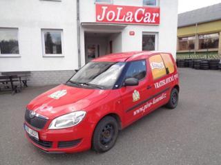 Škoda Praktik Roomster 1,2 12V pick up benzin