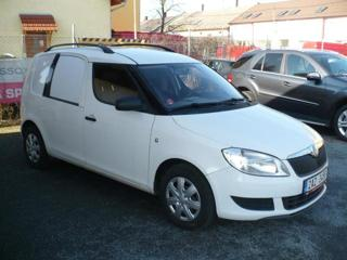 Škoda Praktik 1.2 HTP užitkové benzin