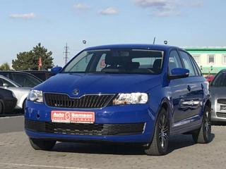 Škoda Rapid 1.4 TDi hatchback nafta
